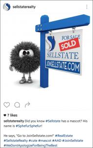 Instagram post Screenshot