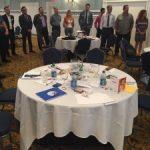 Leadership Summit 2016 party table