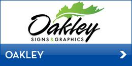 Store Oakley Sign